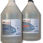FR1 - Crystal Clear Epoxy Resin (16 gallon kit) to use on river tables, bars and tables counter tops.