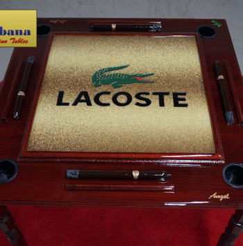 Lacoste Domino Table